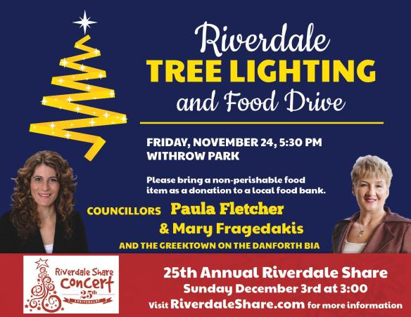 Paula Tree Lighting Nov 24th