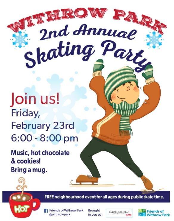 Skating Party 2018