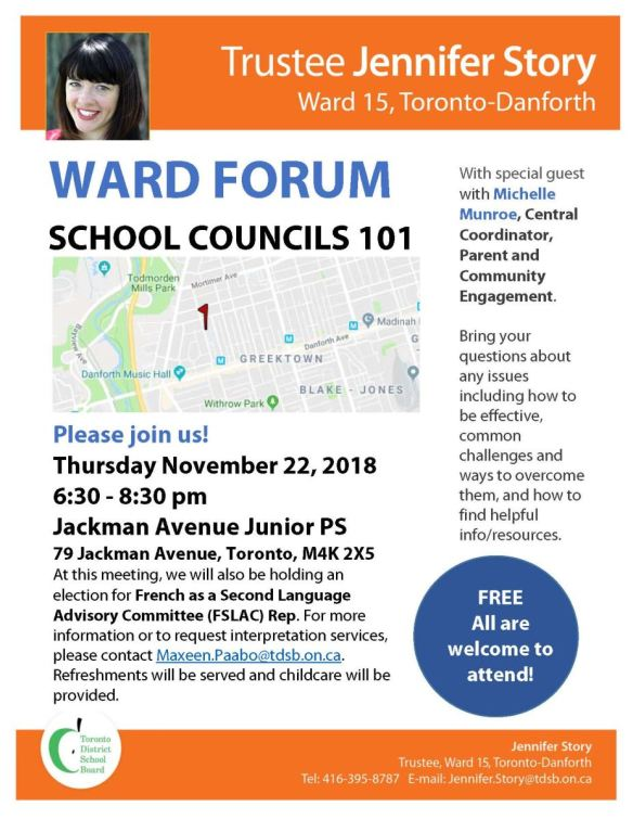 2018 11 22 Flyer Ward 15 Council Meeting J_Story v1