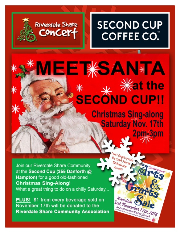 Riv Share Second Cup Sing along MEET SANTA and Art Fair 2018.jpg
